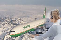 How Do I Speak to a Live Person at Eva Airlines?