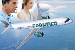 How Do I Talk Live Person at Frontier Airlines?
