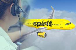 How Do I Speak to a Live Person at Spirit Airlines?