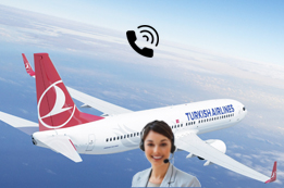How Do I speak the live person at Turkish Airlines?
