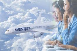 How do I speak to a Live Person at WestJet Airlines?