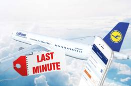 Lufthansa Last Minute Flights   Lufthansa Flight