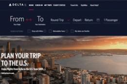 How to Make Reservations with Delta Airlines?