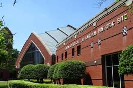 Martin Luther King Jr National Historic Site, Atlanta Travel