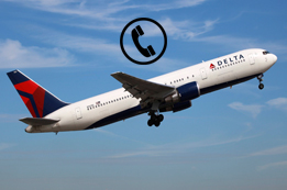 What is the Phone Number of Delta Airlines??