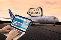 Easy Ways to Book SAS Last Minute Flights
