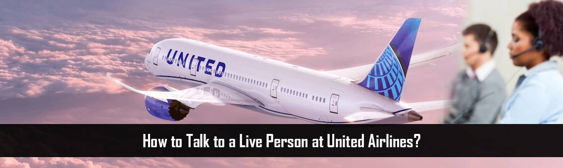 Speak to a Live Person at United Airlines: |+1-800-918-3039|