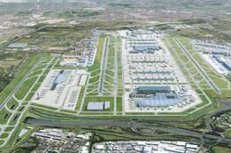 Top 5 Busiest Airports in the UK