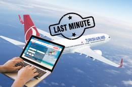 Book Turkish Last Minute Flights  Turkish Flights