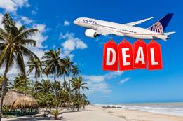 United Airlines Summer Vacations Deals