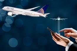 Check United Life Flight Status at united.com