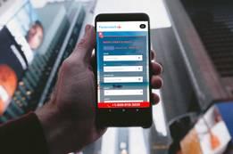 US Flight Booking App