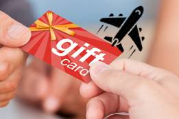 What are the types of Delta Gift Cards?