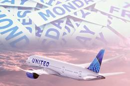 Which is the cheapest day to book United Airlines Flights?