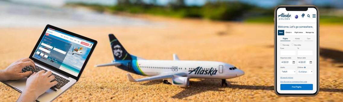 Where to Get Alaska Last-Minute Flights?