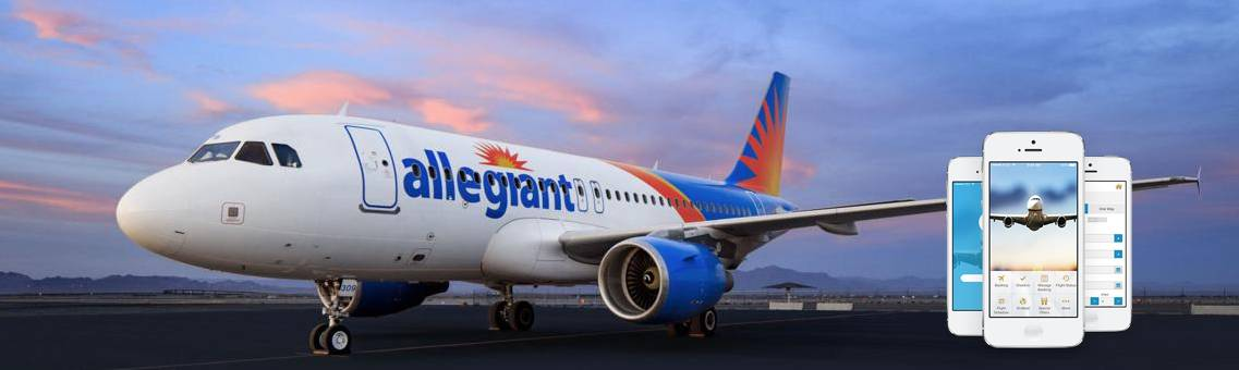 Book Allegiant Flights on Travel Search Engine