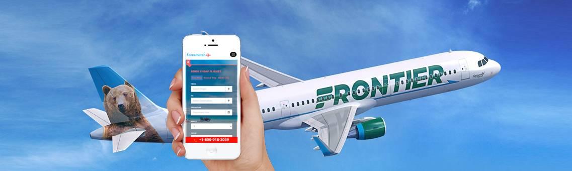 Frontier Flights Online at Fares Match