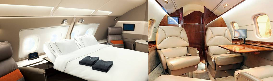 Business Class Flights Vs First Class-Difference To Know