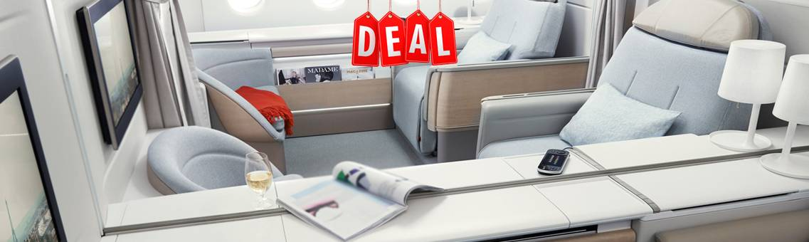 Find Cheap Business Class Tickets to Europe Deals For Travel