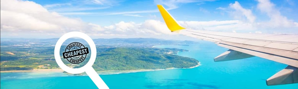 Find Cheapest Destinations to Fly
