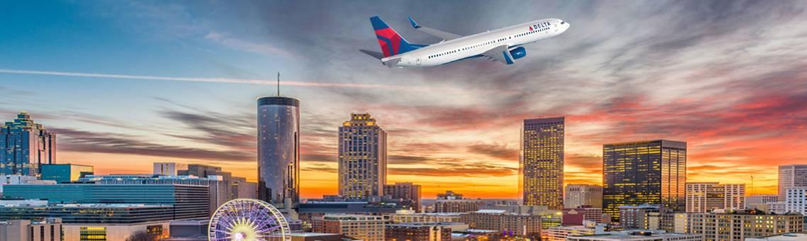 Delta Flights to Atlanta