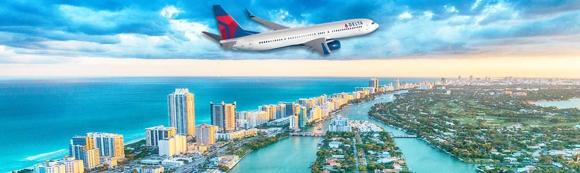 Delta Flights to Florida