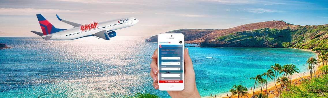 How to Find Cheap Delta Hawaii Flights Tickets?