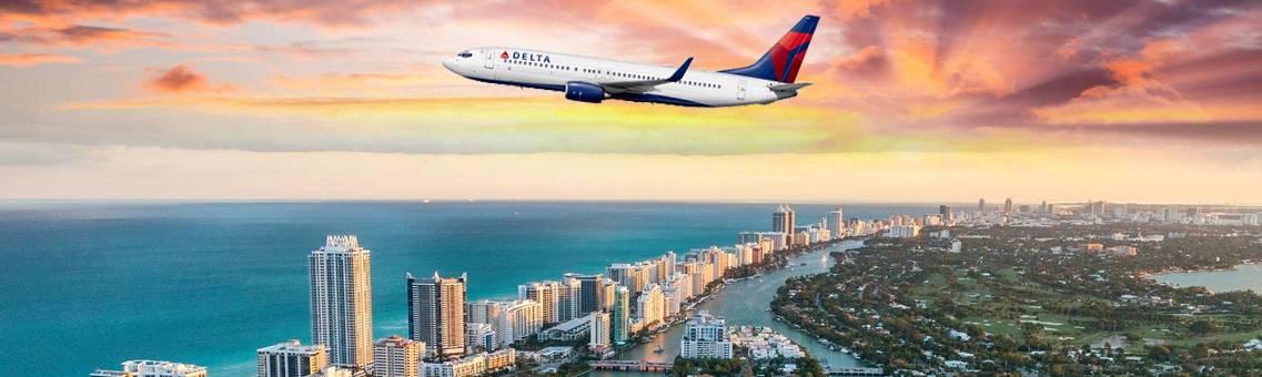 Delta Flights to Miami