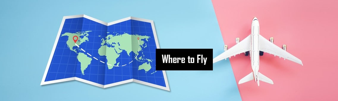 Where to Fly?