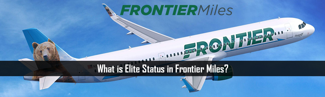 What is Elite Status in Frontier Miles?