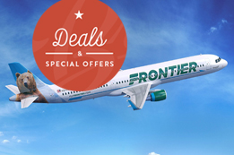 How to Choose Best Deals of Frontier Airlines