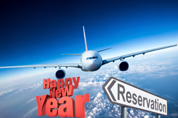 How to Save Money On New Year Flights Reservations