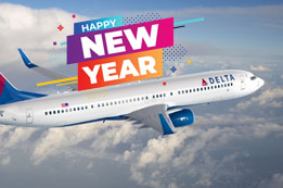 Is New Year Cheap Time to Book Delta Flights?