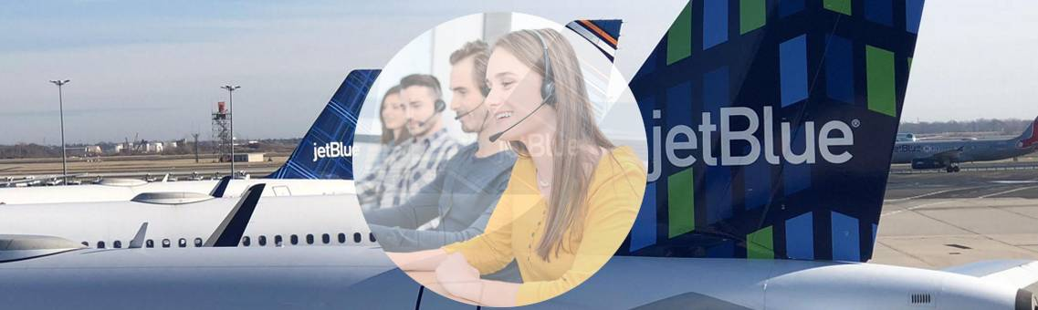 JetBlue Airlines Customer Services