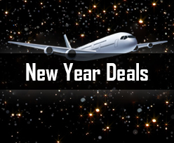 New Year Flight Deals