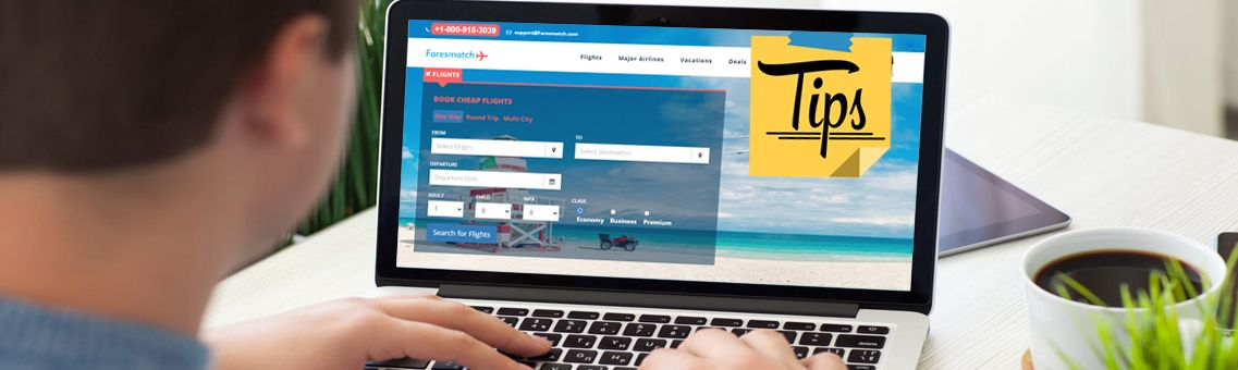 Book Your Flight Online with Easy Tips to Know