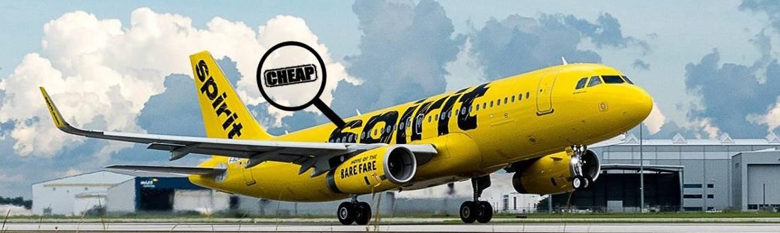How to Find Cheap Spirit Vegas Flights?