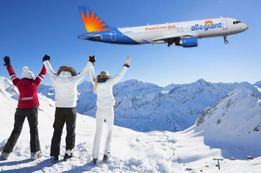 Tricks to Book Cheap Allegiant Airlines Reservations In Winter Vacations