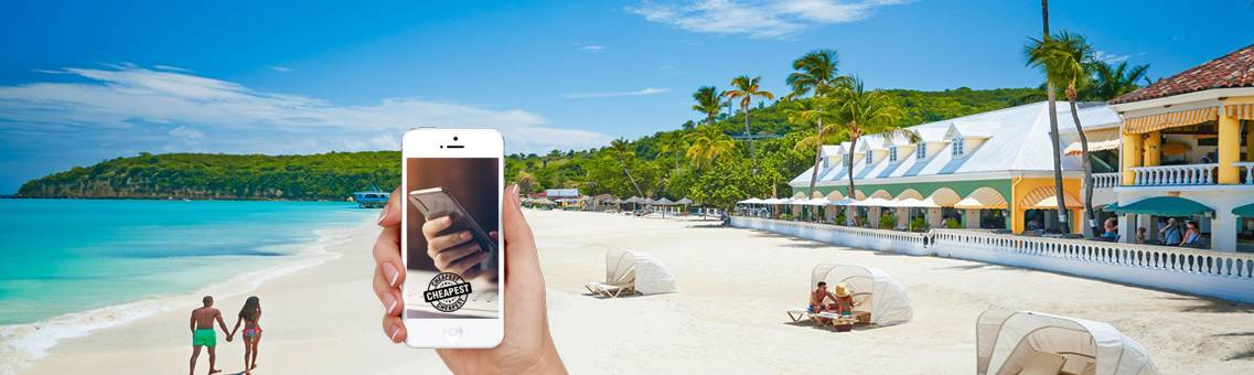 Cheapest Time to Book United Antigua Flights Tickets