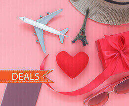 Valentines Day Flights Deals